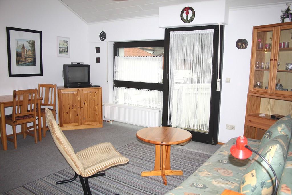 bilder der wohnung zu zweit ferienwohnungen schlangen. Black Bedroom Furniture Sets. Home Design Ideas